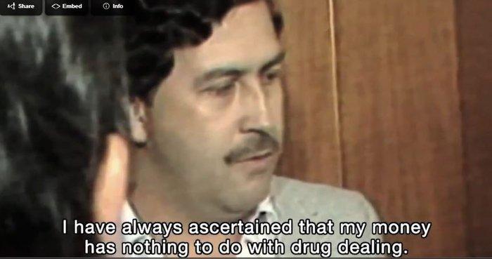 Η πραγματική ζωή και ο θάνατος του Πάμπλο Εσκομπάρ - εικόνα 2