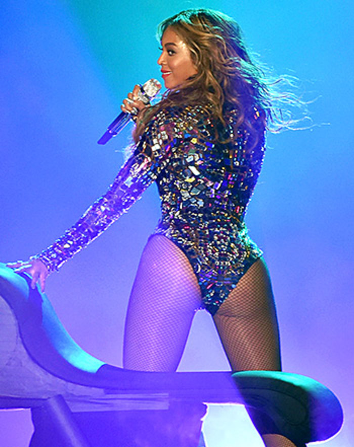 Από τις συναυλίες της με τον Jay Z