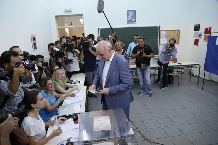 Μεϊμαράκης: Ψηφίζουμε για τη νέα Ελλάδα που ξημερώνει