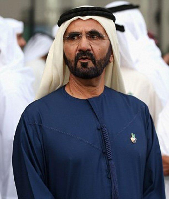 Θρήνος στο Ντουμπάι για το τελευταίο αντίο του πρίγκιπα - εικόνα 7