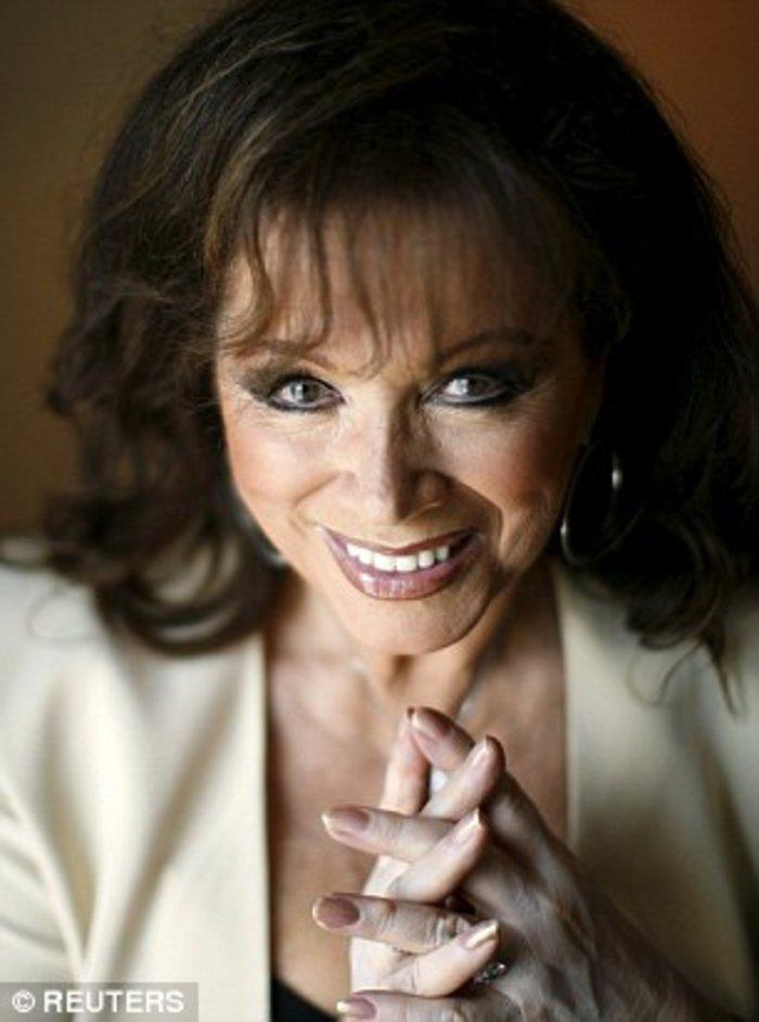 Εφυγε στα 77 από καρκίνο η συγγραφέας Τζάκι Κόλινς αδερφή της Τζόαν Κόλινς - εικόνα 9