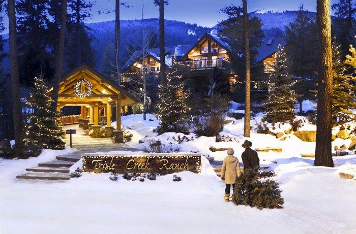 Ενα παραμυθένιο ράντσο στη Μοντάνα το καλύτερο ξενοδοχείο στον κόσμο!