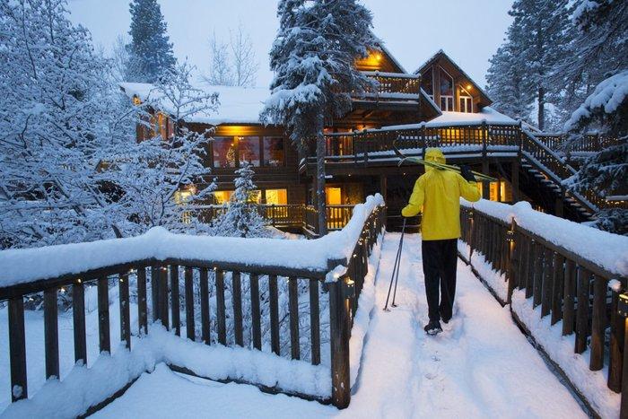Ενα παραμυθένιο ράντσο στη Μοντάνα το καλύτερο ξενοδοχείο στον κόσμο! - εικόνα 11