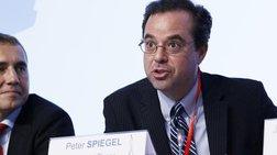 Αδιάβαστος «πιάστηκε» ο Peter Spiegel