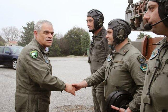Nίκος Τόσκας: Ενας στρατηγός στο υπουργείο Προστασίας του Πολίτη - εικόνα 2