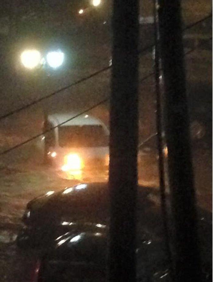 Βιβλική καταστροφή στη Σκόπελο από τη νεροποντή - εικόνα 2