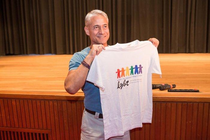 "Greg Louganis: «Ευχαριστώ αυτούς που μου έκαναν bullying στο σχολείο"" - εικόνα 2"