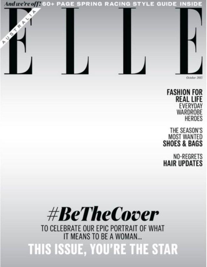Απίστευτο: Tο εξώφυλλο του διάσημου περιοδικού είσαι εσύ!