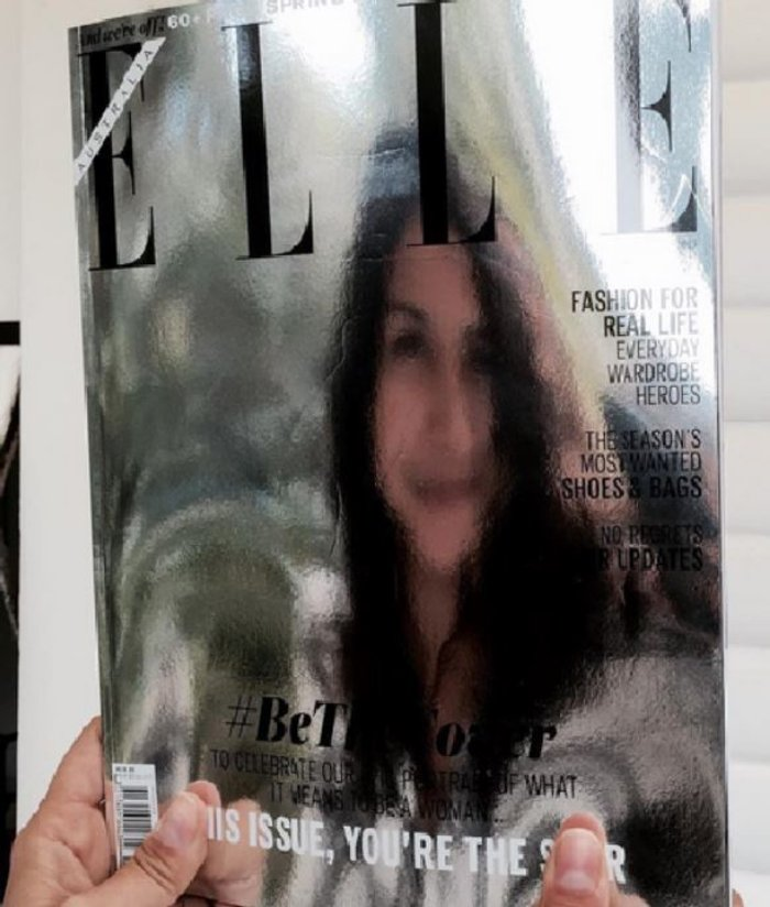 Απίστευτο: Tο εξώφυλλο του διάσημου περιοδικού είσαι εσύ! - εικόνα 2