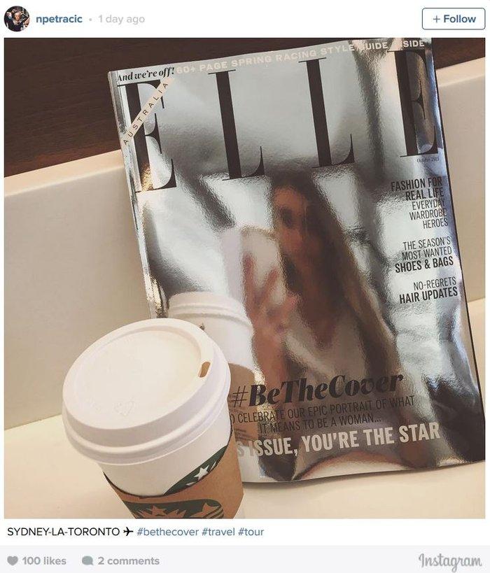Απίστευτο: Tο εξώφυλλο του διάσημου περιοδικού είσαι εσύ! - εικόνα 4