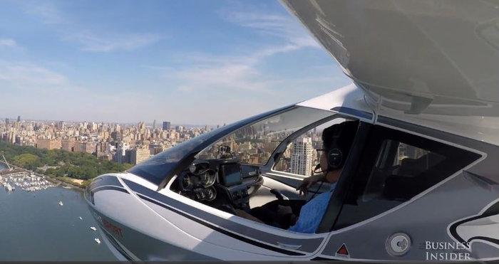 Υπέροχη πτήση με ένα υδροπλάνο... μόνο για δύο - εικόνα 4