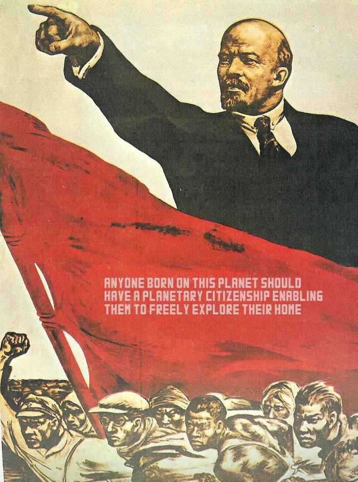 Το Economist παρουσιάζει τον Κόρμπιν ως την μετενσάρκωση του Λένιν - εικόνα 2