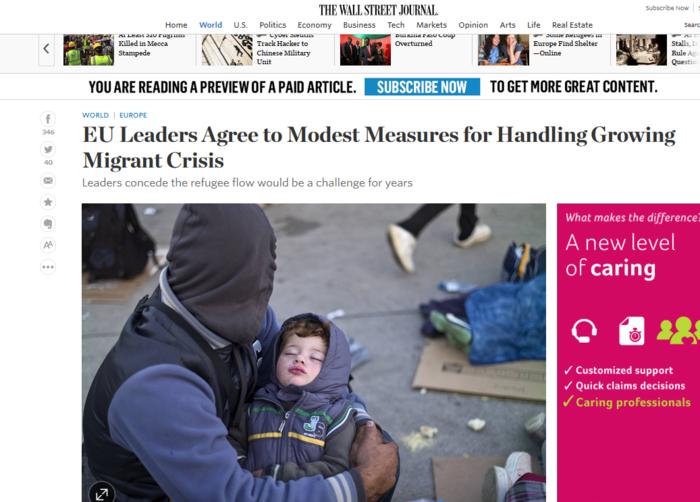 Τι κάνει και τι δεν κάνει η Ευρώπη για το προσφυγικό - εικόνα 3