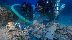Πάνω από 50 ευρήματα στο Ναυάγιο Αντικυθήρων:  Μαγικές Εικόνες