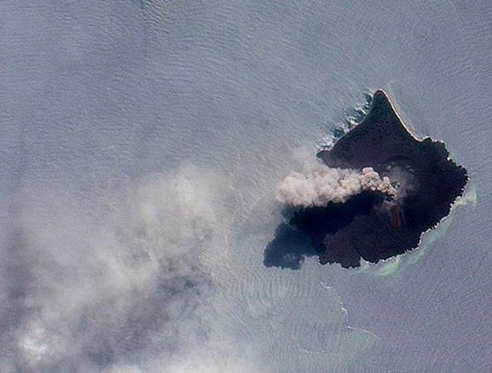 Εκρήξεις ηφαιστείων από το διάστημα - Εκπληκτικές φωτογραφίες της ΝΑΣΑ - εικόνα 5