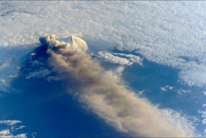 Εκρήξεις ηφαιστείων από το διάστημα - Εκπληκτικές φωτογραφίες της ΝΑΣΑ - εικόνα 7