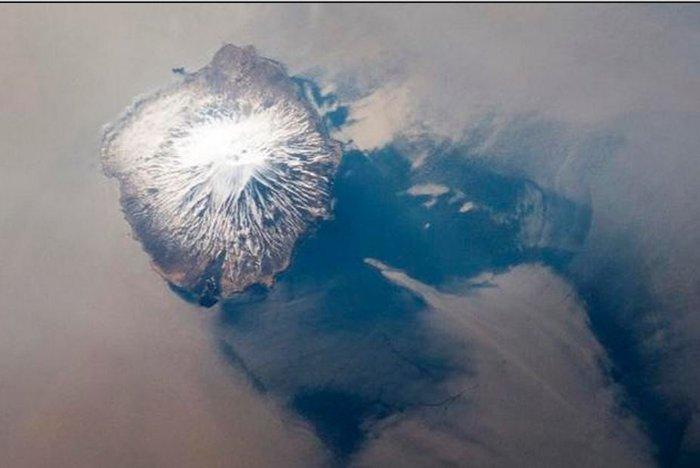 Εκρήξεις ηφαιστείων από το διάστημα - Εκπληκτικές φωτογραφίες της ΝΑΣΑ - εικόνα 8