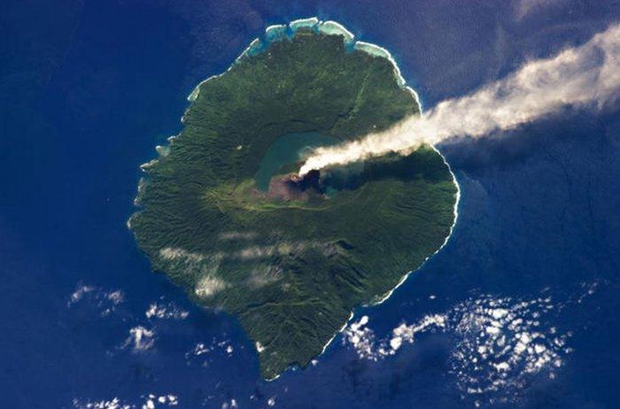 Εκρήξεις ηφαιστείων από το διάστημα - Εκπληκτικές φωτογραφίες της ΝΑΣΑ - εικόνα 17