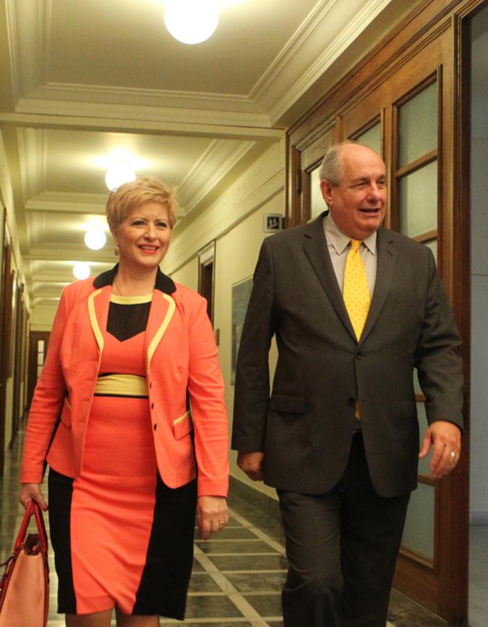 Δείτε τι φόρεσαν στο υπουργικό οι γυναίκες υπουργοί της κυβέρνησης - εικόνα 7