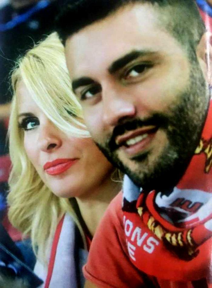 Η Ελένη είναι θρύλος και το δείχνει: Στο γήπεδο με τον αδελφό της - εικόνα 6