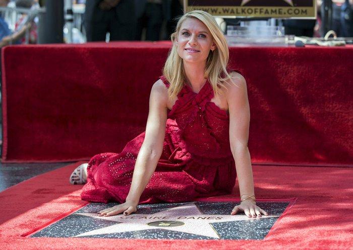 Χόλιγουντ: Απαστράπουσα η Κλαιρ Ντέινς αποκαλύπτει το άστρο της