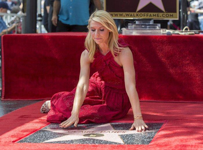 Χόλιγουντ: Απαστράπουσα η Κλαιρ Ντέινς αποκαλύπτει το άστρο της - εικόνα 3