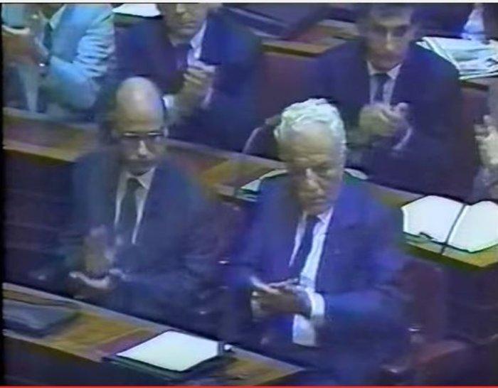 Μήνυμα Μητσοτάκη για τον Μπακογιάννη στο FB -H ιστορική ομιλία στη Βουλή - εικόνα 2