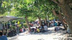 Στο Τάε Κβο Ντο του Φαλήρου πάνε τους πρόσφυγες από την πλ. Βικτωρίας