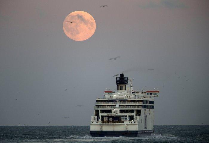 Λιμάνι Ντόβερ, νότια Αγγλία