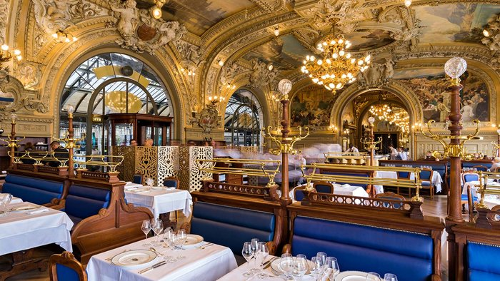 Τα 10 καλύτερα εστιατόρια σιδηροδρομικών σταθμών - εικόνα 2
