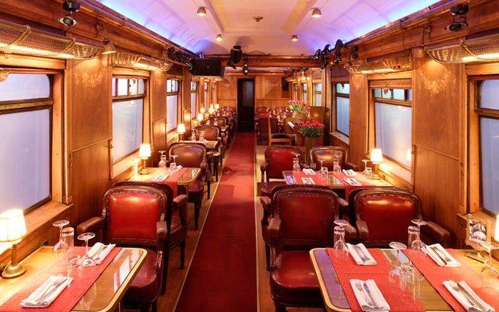 Τα 10 καλύτερα εστιατόρια σιδηροδρομικών σταθμών - εικόνα 9