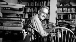 Οccupy:Το νέο βιβλίο του 86χρονου Νόαμ Τσόμσκι