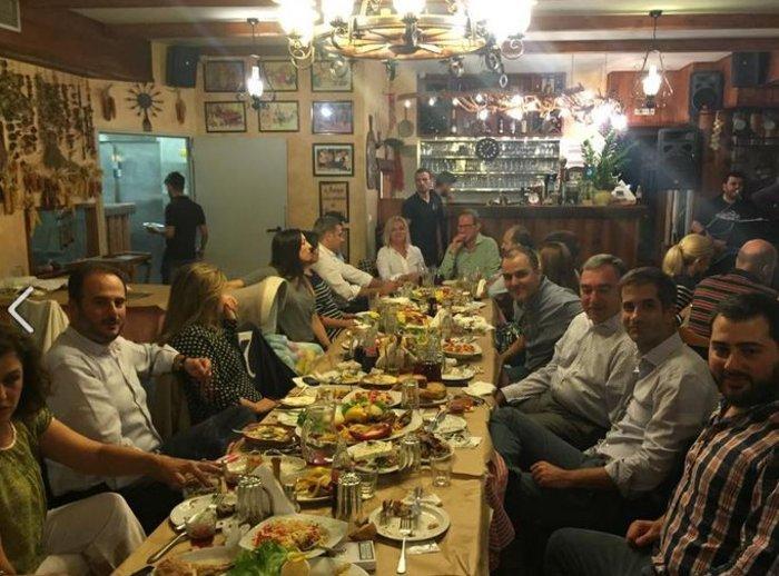 Το τραπέζι του Κ. Μπακογιάννη και η διαδοχή στη ΝΔ - εικόνα 2