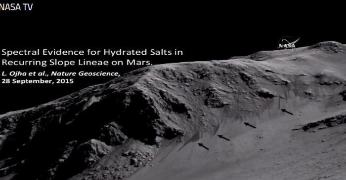 To τρεχούμενο νερό στον Άρη σημαίνει ανθρώπινη ζωή! - εικόνα 4