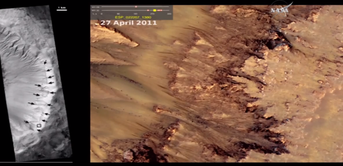 To τρεχούμενο νερό στον Άρη σημαίνει ανθρώπινη ζωή! - εικόνα 5