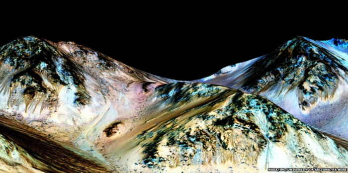 To τρεχούμενο νερό στον Άρη σημαίνει ανθρώπινη ζωή!