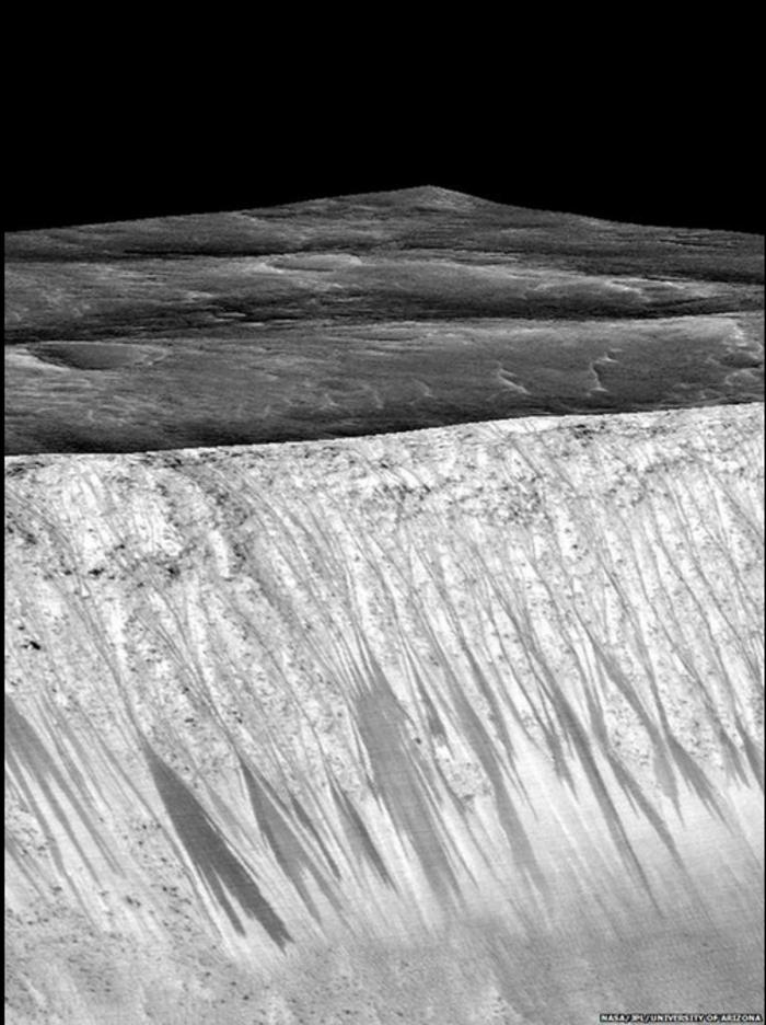 To τρεχούμενο νερό στον Άρη σημαίνει ανθρώπινη ζωή! - εικόνα 2