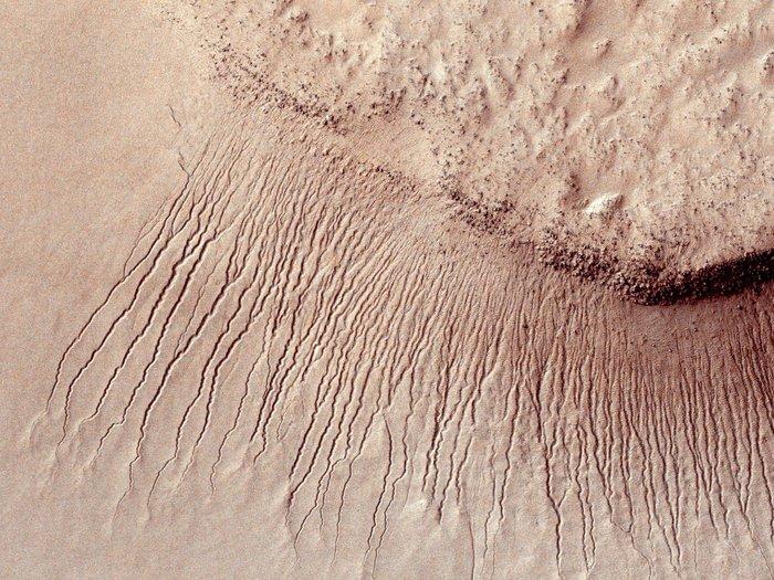 Τα ποτάμια του Αρη και το αλάτι της... εξωγήινης ζωής