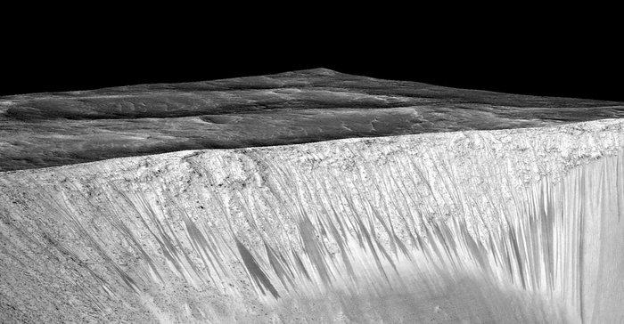 Τα ποτάμια του Αρη και το αλάτι της... εξωγήινης ζωής - εικόνα 2