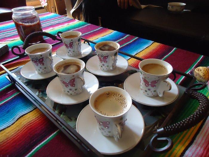 Καφές! Η συνήθεια που έγινε λατρεία