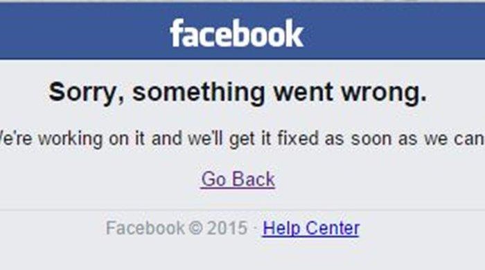 Τι κρύβεται πίσω από τα απανωτά κρασαρίσματα του Facebook