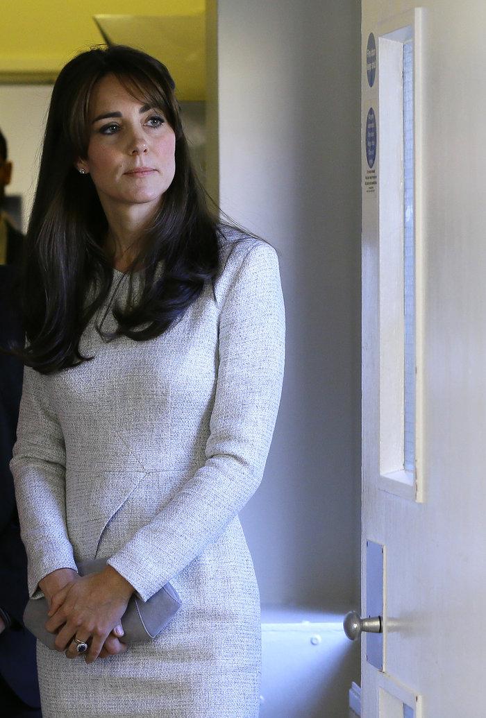 Οι φωτογραφίες που αποδεικνύουν την τρίτη εγκυμοσύνη της Κέιτ Μίντλετον