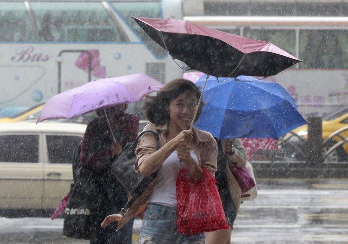 Σούπερ τυφώνας σάρωσε την Ταϊβάν - εικόνα 3