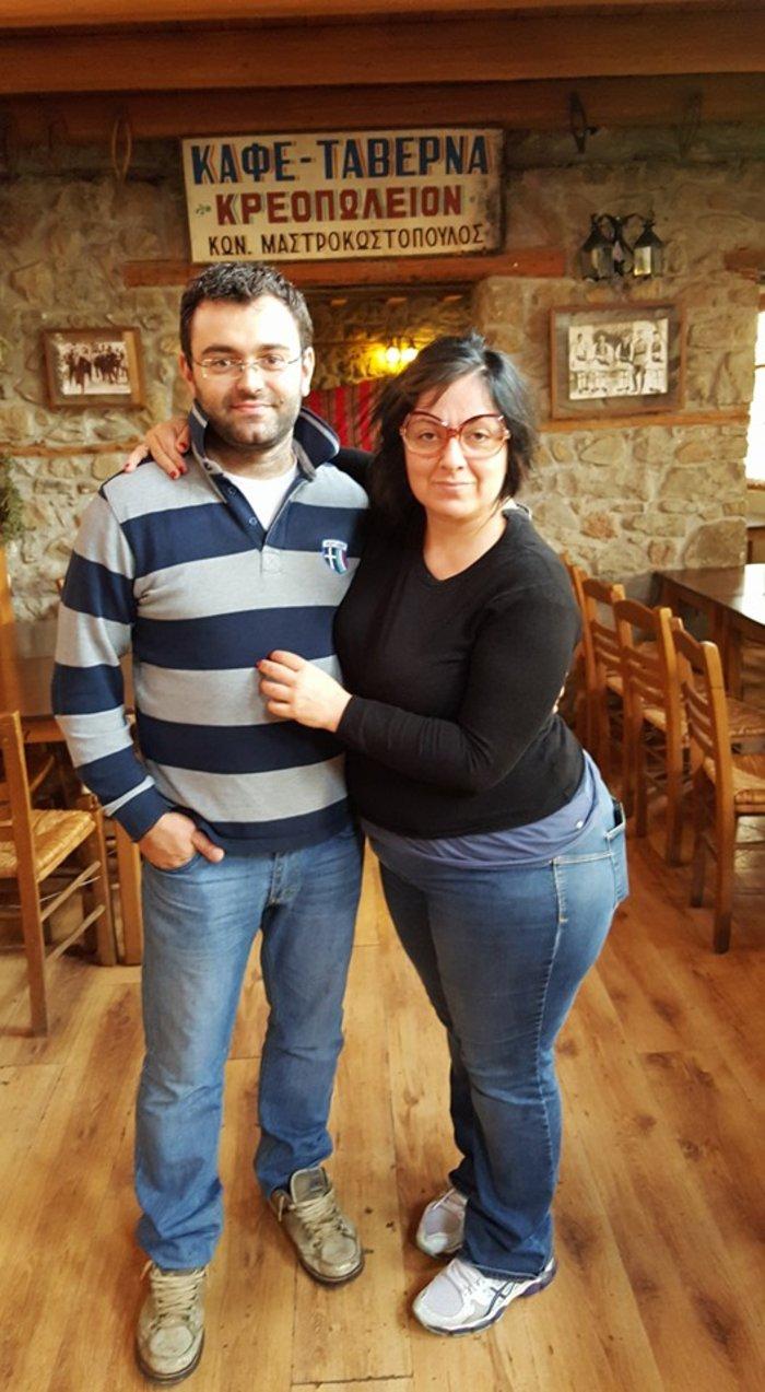 Δείτε τη Σοφία Μουτίδου έξι μήνες μετά την αυτοκτονία του πρώην συζύγου της