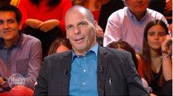Η γκάφα του Βαρουφάκη στην γαλλική τηλεόραση