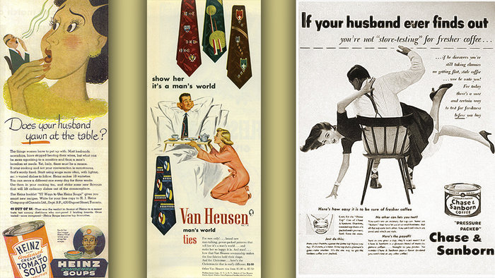 Η δε γυνή να φοβείται τον άνδρα. Σεξιστικές διαφημίσεις που άφησαν εποχή - εικόνα 2