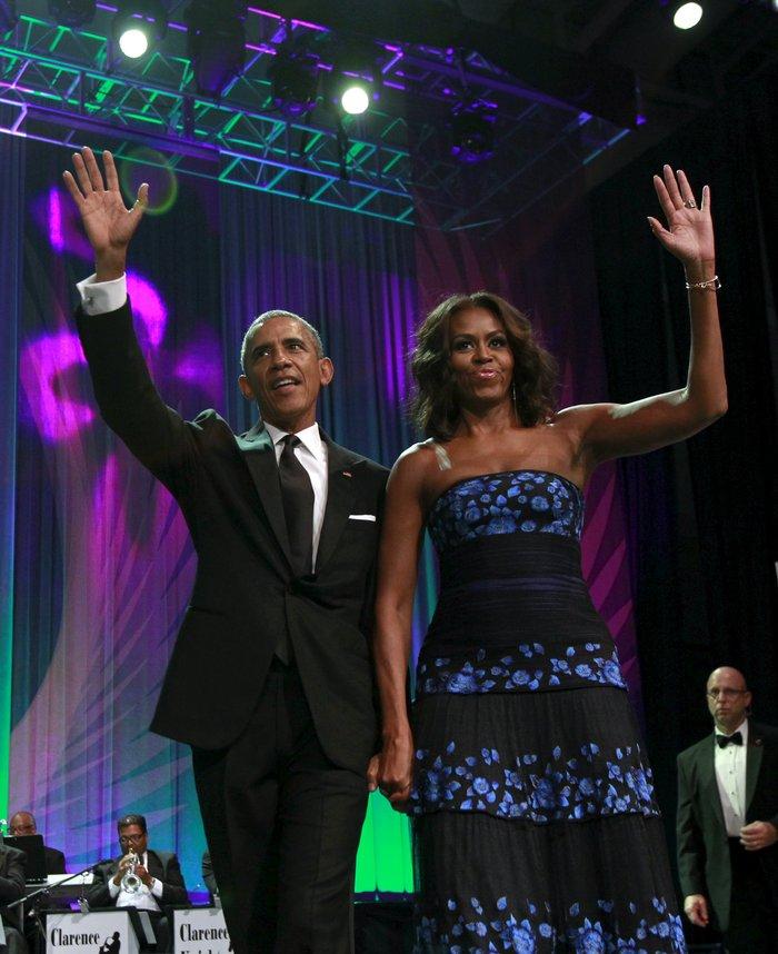 Πώς η αντισυμβατικά όμορφη Μισέλ Ομπάμα «σβήνει» τις άλλες Πρώτες Κυρίες; - εικόνα 3