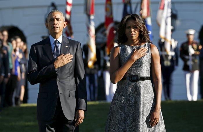 Πώς η αντισυμβατικά όμορφη Μισέλ Ομπάμα «σβήνει» τις άλλες Πρώτες Κυρίες; - εικόνα 5