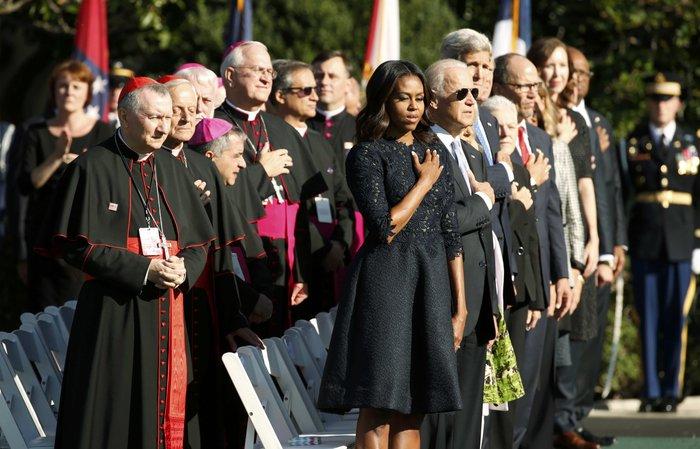 Πώς η αντισυμβατικά όμορφη Μισέλ Ομπάμα «σβήνει» τις άλλες Πρώτες Κυρίες; - εικόνα 9