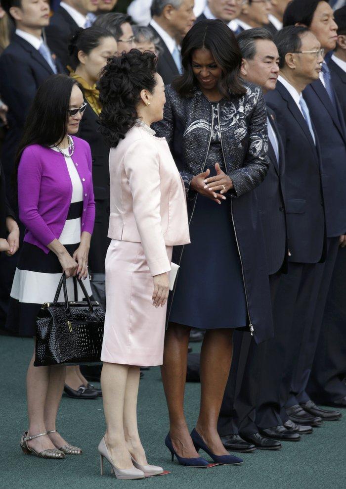 Πώς η αντισυμβατικά όμορφη Μισέλ Ομπάμα «σβήνει» τις άλλες Πρώτες Κυρίες; - εικόνα 11